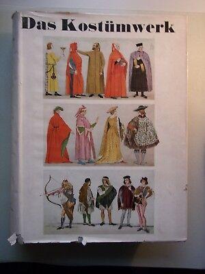 Kostümwerk 1941 Geschichte Kostüms aller Zeiten Völker Altertum
