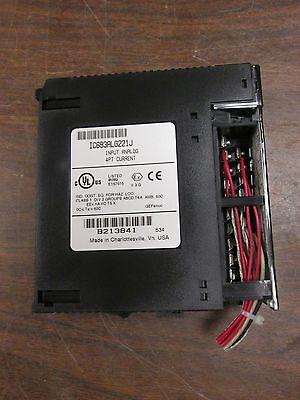 Ge Fanuc Analog Input Module Ic693alg221j 4pt Current Used