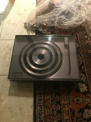 bang & olufsen beogram 2400 turntable vintage