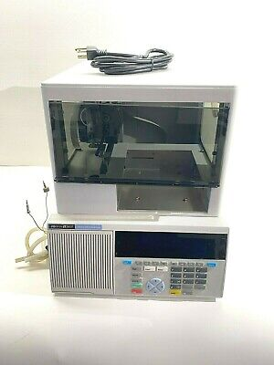 Perkin Elmer 200 Lc Series Autosampler Hplc With Tray Control Assembly Warranty
