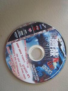 ***RARE*** Wendy's Break 'N' Shake CD Rom For PC ***BRAND NEW*** Campbell North Canberra Preview