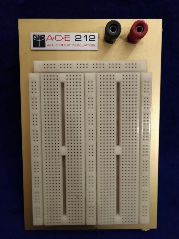 ACE 212  ALL Circuit Evaluator  - SEE PHOTOS