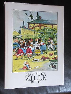 Das Dicke Zille Buch-Gerhard Flügge-Eulenspiegelverlag der DDR 1987