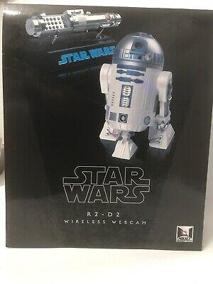 STAR WARS R2-D2 Wireless Web Camera Light Saver USB Skype Phone 1/5 Scale C07 for sale  Providence