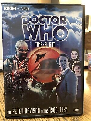 Doctor Who: Time-Flight (Story 123), Good DVD, Anthony Ainley, Matthew Waterhous