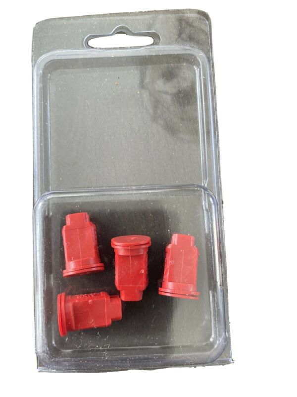Pack of 4-Teejet AIXR11004-VP Polymer Spray nozzel