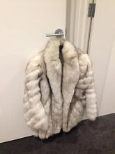 Fur coat - fox fur Black Rock Bayside Area Preview
