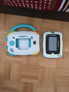 Used Working Vtech Innotab 3 Baby + Case And Game