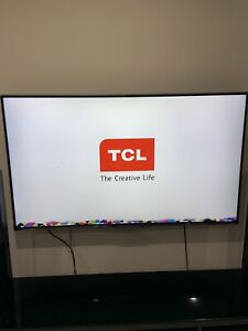 TCL 65inch 4K uhd 3D smart tv great condition