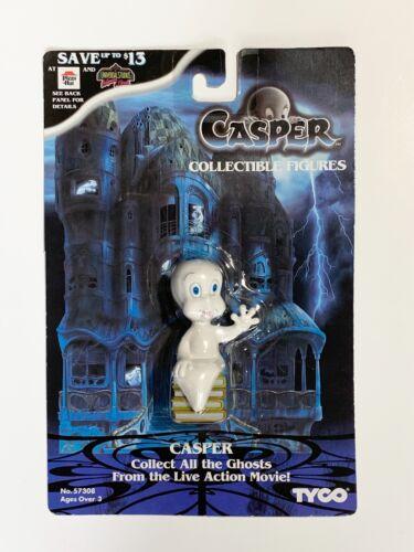 CASPER FIGURE TYCO 1995 Casper The Friendly Ghost Movie Very Rare Collectible.