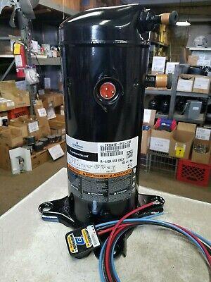 Copeland Zp38k5e-pfv-130 38000 Btu 230160 R-410a Scroll Ac Compressor