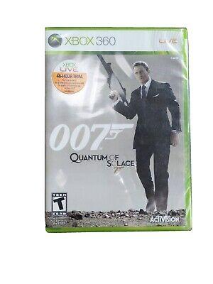 James Bond 007 Quantum of Solace: Xbox 360