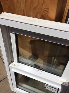 20 x 30 Double hung tilt slider window