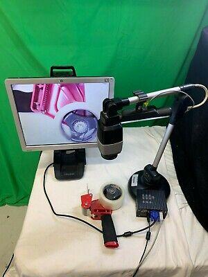 Samsung Digital Presenter Sdp-850dx Overhead Document Camera With Light