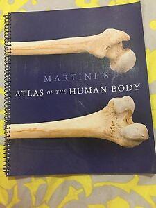 Martins Atlas of the human body Arana Hills Brisbane North West Preview