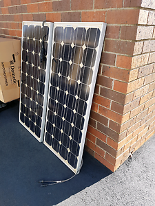 Solar Panels 2x80W Longford Northern Midlands Preview