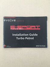 Evolve Technik E-Sport Tuning Box for BMW M235i Holroyd Parramatta Area Preview