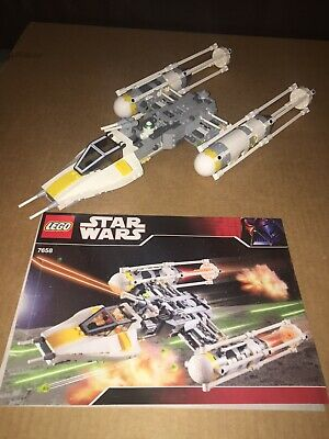 Lego Star Wars Y-Wing Starfighter 7658