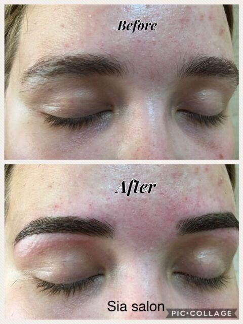 Sia Salon Threading Henna Specialist Beauty Treatments