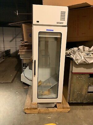 Foster Glass Door Refrigerator Merchandiser Brand New Scratch And Dent