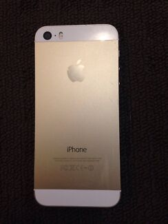 iPhone 5s parts only Cessnock Cessnock Area Preview
