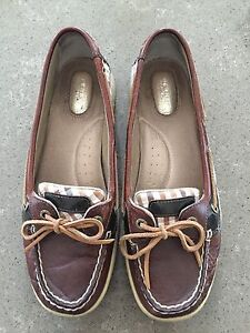Leather top sider Sperry