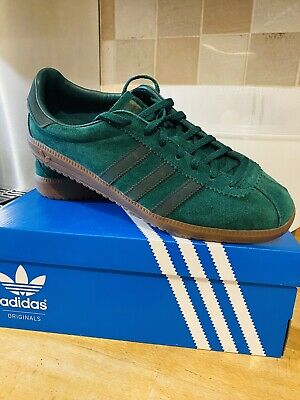 Adidas Bermuda Size 10 Green Mint Condition