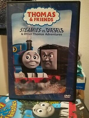 Steamies VS Diesels, Thomas the train dvd