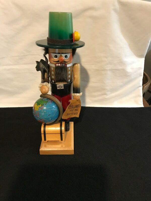 Steinbach nutcracker, Christopher Columbus Nutcracker