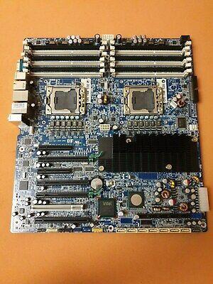 HP Z800 Workstation Dual Socket LGA1366 / 1366 Motherboard 576202-001