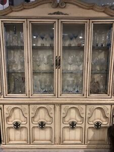 French China Cabinet Buy And Sell Furniture In Toronto