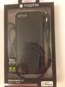 Mophie Juice Pack Air made for IPhone 5.