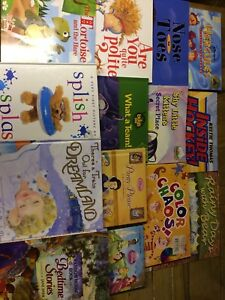 Children's book lot