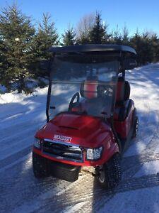 2011 ClubCar Precedent 48 volt Electric Golf Cart