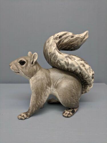 Old Monrovia Hagen Renaker DW Gray Squirrel Jane
