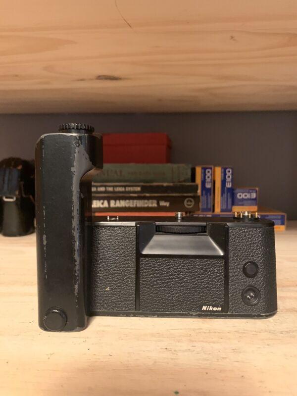 Nikon MD-4 Motor Drive Film Winder For Nikon F3