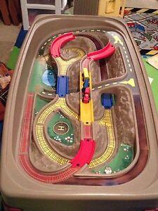 Step 2 Train Table model 7550