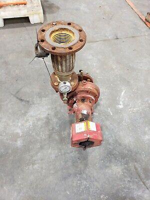 Used Industrial Water Pump Taco Numbers Worn Off 99sr