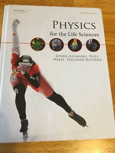 Physics For The Life Sciences second edition