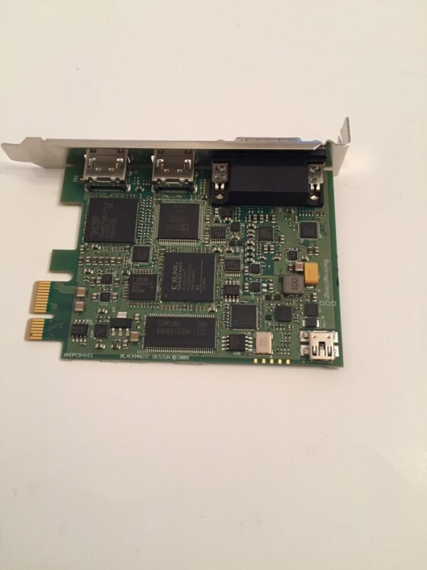 Blackmagic Design Intensity Pro Capture Card (BMDPCB41G1)
