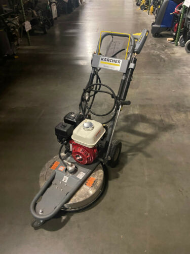 Karcher Jarvis SCW 2.4/25 G Cold Water Gas Powered Pressure Washer