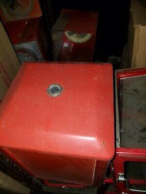 Vintage hard to find used 60's Northwestern gumball machine birdcage Globe lid