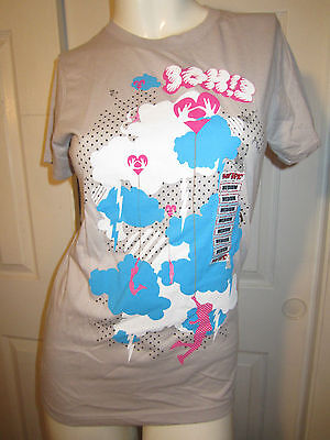 Hot Topic: 3OH!3 Ballons & Clouds T-Shirt   -