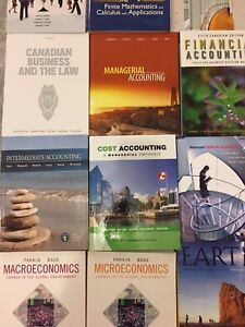 UNB TEXTBOOKS!!
