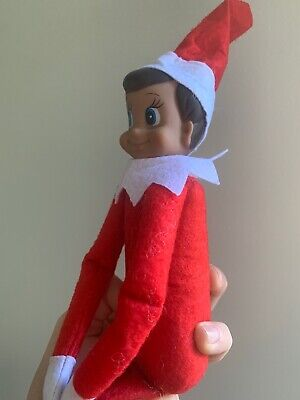 The Elf on the Shelf Boy Doll