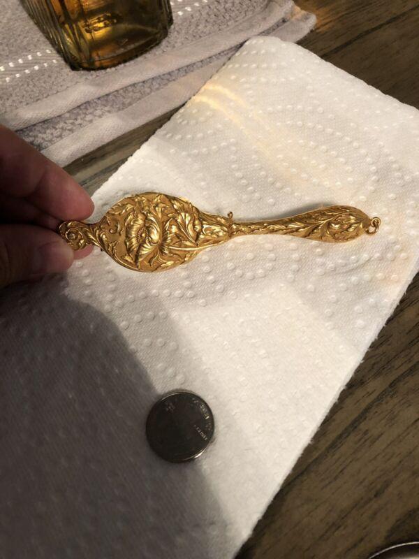 Antique Solid Gold Lorgnettes Glasses
