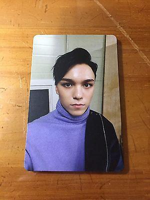 SEVENTEEN 3rd Mini Album Boom Boom Vernon Type-C Photo Card Official K-POP(20