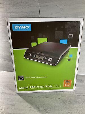 Dymo M10 Digital Usb Postal Scale 10 Lb4.5kg Brand New