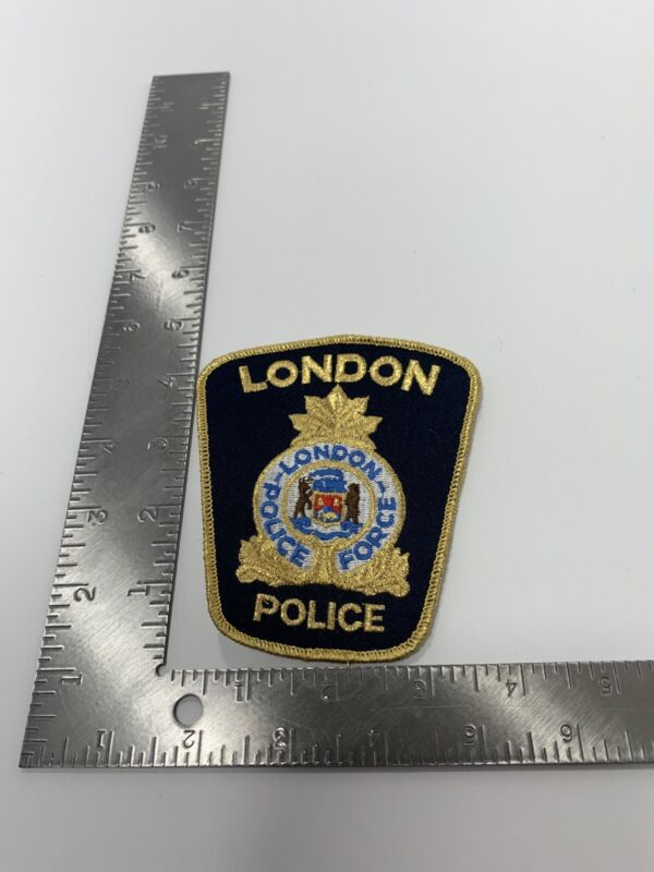 LONDON, CANADA POLICE SHOULDER PATCH