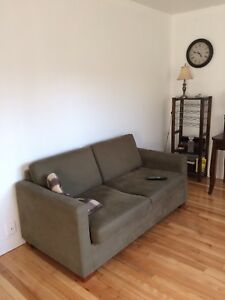 1 month sublet. Available immediate or December 1, core-de-neige